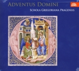 Schola Gregoriana Pragensis - Adventus Domini CD