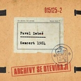 Pavel Dobeš - Koncert 1984 CD