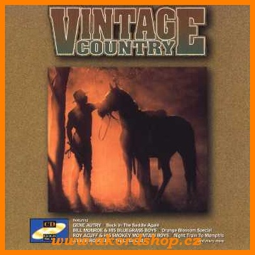 Vintage Country CD