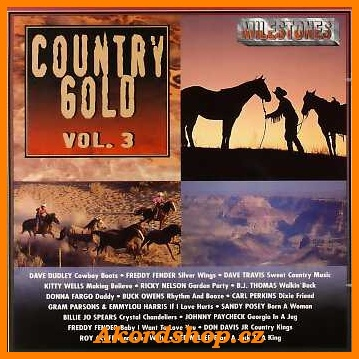 Country Gold vol. 3 - CD