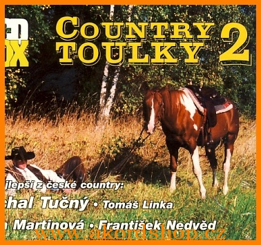 Country toulky 2 - 3CD
