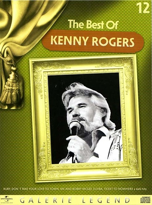 Kenny Rogers - Best Of CD