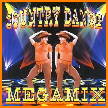 Country Dance Megamix - CD