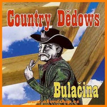Country Dědows - Bulačina CD