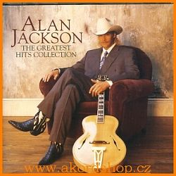 Alan Jackson - Greatest Hits Collection CD