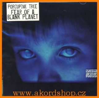 Porcupine Tree - Fear Of A Blank Planet - CD