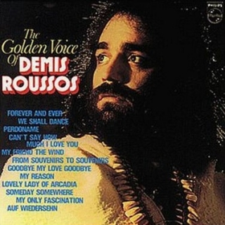 Demis Roussos - Golden Voice Of - CD