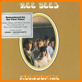 Bee Gees -  Horizontal - 2CD