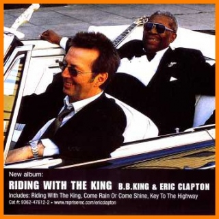 B.B.King & E.Clapton - Riding With The King