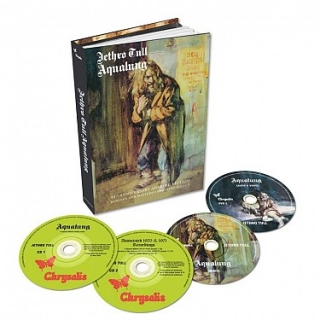 Jethro Tull - Aqualung 2CD/2DVD