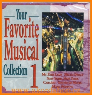 Favorite Musical Collection 1 - CD