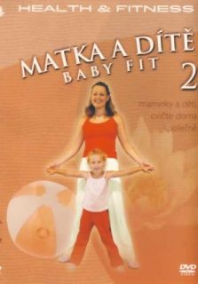 Matka a baby fit 2 - DVD