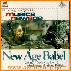 Musica New  Age - New Age Babel CD
